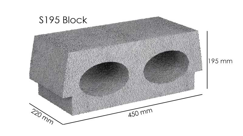 S195-Hollow-Block