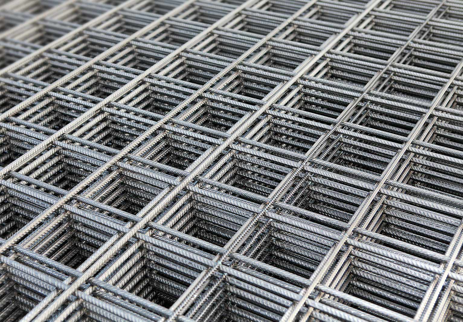 anti-crack weld mesh